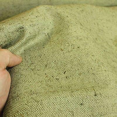 grün Baumwoll-Stoff Canvas vorgewaschen Polster-Meterware Segeltuch Tolko