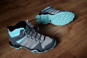 Details zu Adidas Terrex AX2R GTX Goretex Outdoor Schuhe Wanderschuhe Damen Gr. 36 23