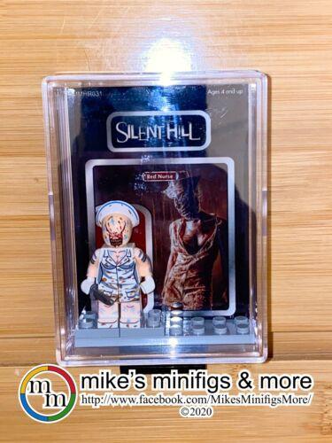 Silent Hill Movie Custom Carded Minifigure Display Mini-Figure NURSE