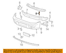 GM OEM Front Bumper-Impact Bar Reinforcement Rebar Bolt 11516327