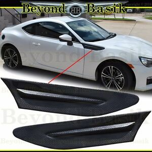 2013 2014 2015 2016 2017 Scion FRS Subaru BRZ 86 CARBON FIBER Side ...