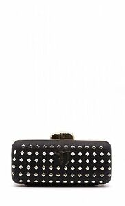 Bag Donna Trussardi Art75b00183 ColNero Jeans Clutch Pochette Sjqc54L3AR