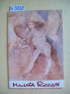 LIBRETTO-SU-MARIA-LUISA-RICCIUTI-ROSSI-amp-SPERA-EDITORI-1990