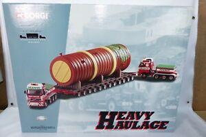 Bogies Haulage X New Nicolas Volvo amp; Corgi Le 2 Fh No C'est Heavy 12403 qn4wB7R85