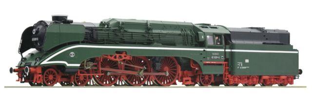 Roco HO 78202 Steam locomotive 02 0201-0, Deutsche Reichsbahn ~AC Marklin Sound