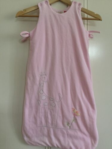 Le Bon Baby Sleeping Bag Sleepsack Size S Check Measurements