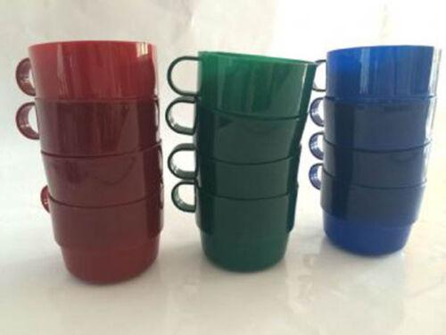 Travel Cups Camping Camper Van Hiking Festive Caravan Tea Coffee Travel Case