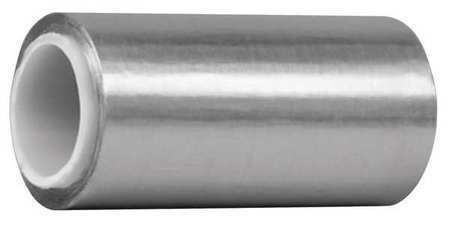 3M 3380 Foil Tape,3 In x 5 Yd.,Shiny Silver
