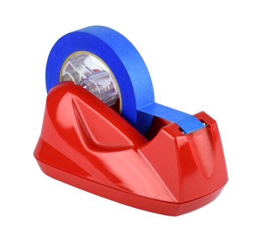 Red Color Acrimet Premium Tape Dispenser Jumbo