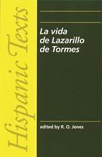 La Vida de Lazarillo de Tormes (Spanish Texts)-ExLibrary