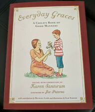 Childs Book Of Good Manners Everyday Graces