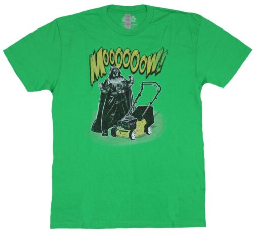 Mooooow Star Wars  Mens T-Shirt Vader Doesn/'t Want to Do It