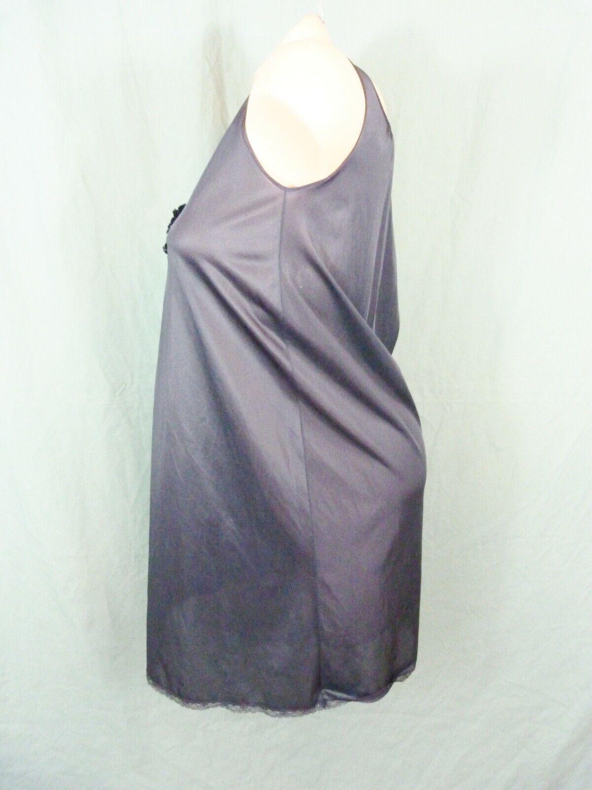 Texsheen Size Medium Full Slip Nightgown - image 10
