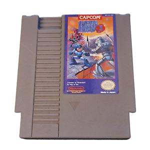 Mega Man 3 (NES, 1990) Nintendo Game Capcom NES-XU Cartridge ONLY