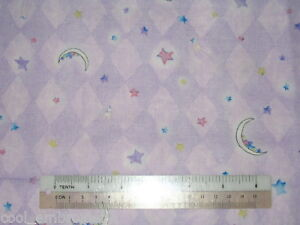 STAR-moon-dot-swirl-blender-cotton-quilting-fabric-Choose-design-size