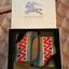 Burberry-boots-Limited-Collection-Wedge-Size-37-US-7-Brand-New-Rare thumbnail 2