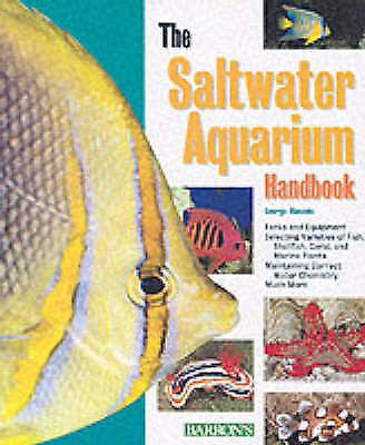The Salt Water Aquarium Handbook (Barron's Pet Handbooks), Blasiola, George, Ver