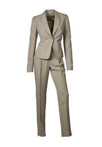 gute Qualität Neupreis neue niedrigere Preise Details zu Hosenanzug NEU Gr.34,36,38 Best Connection Beige/Melange Damen  Anzug Blazer Hose