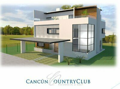 EN VENTA COUNTRY CLUB CANCUN CAMPO DE GOLF RESIDENCIAL
