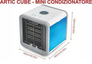ARTIC-AIR-CUBE-climatizzatore-Portatile-Rinfresca-Condizionatore-ventilatore