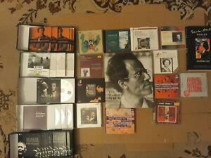 Mahler Gustav collection CD & Books