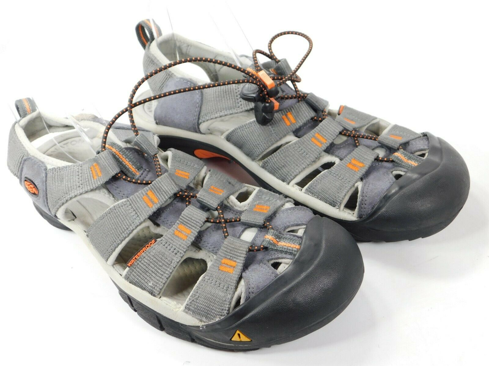 Keen newport H2 Größe 10.5 M (D) Eu 44 Herren Sport Sandalen Schuhe Magnet