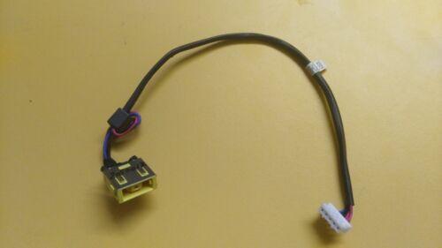 Conector DC jack Lenovo G500 G505 con cable 5 pin    2050012