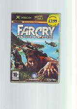 Far Cry Instincts Xbox Juego/360 compatible-Rápido Post Original y Completo