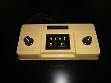 Color TV Game 6 System Console Original Vintage Light Tennis Pong Nintendo White