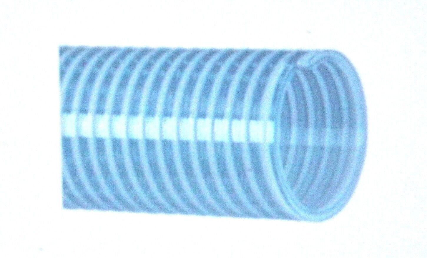 per foot Kanaflex 112 CL2  2 inch Water Suction Hose Clear PVC