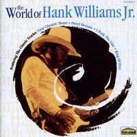 Hank Williams Jr. - World Of Hank Williams Jr. [new Cd] on Sale