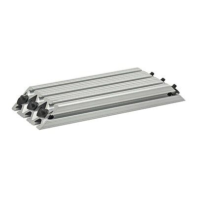 80//20 Inc 1.5 x 4.5 Lite Smooth Aluminum Extrusion 15 Series 1545-LS x 72 N