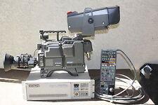 Hitachi SK-2000PW 16:9 SDI  Triax  Camera PKG