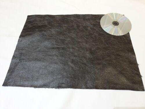 Inglés Antiguo Marrón Cuero Italiano 40x30cm 100/% calidad recortes de 1.1mm Craft Parche
