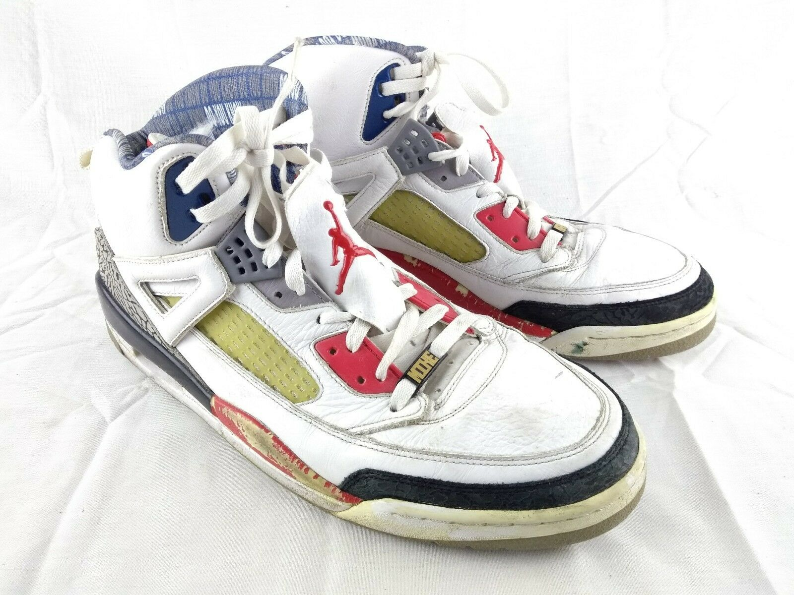Nike Air Jordan Spizike 315371 165 Mars Basketball Neromon Uomo 15M Basketball Mars Shoe 148-10 07b896