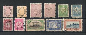 Briefmarken-Tuerkei