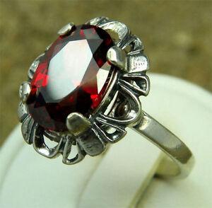Lovely-Synth-Zirconia-amp-Silver-Designer-Ring-ERG0420-O