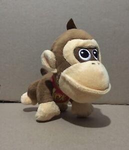 World Of Nintendo Baby Donkey Kong Jakks Pacific Plush | eBay