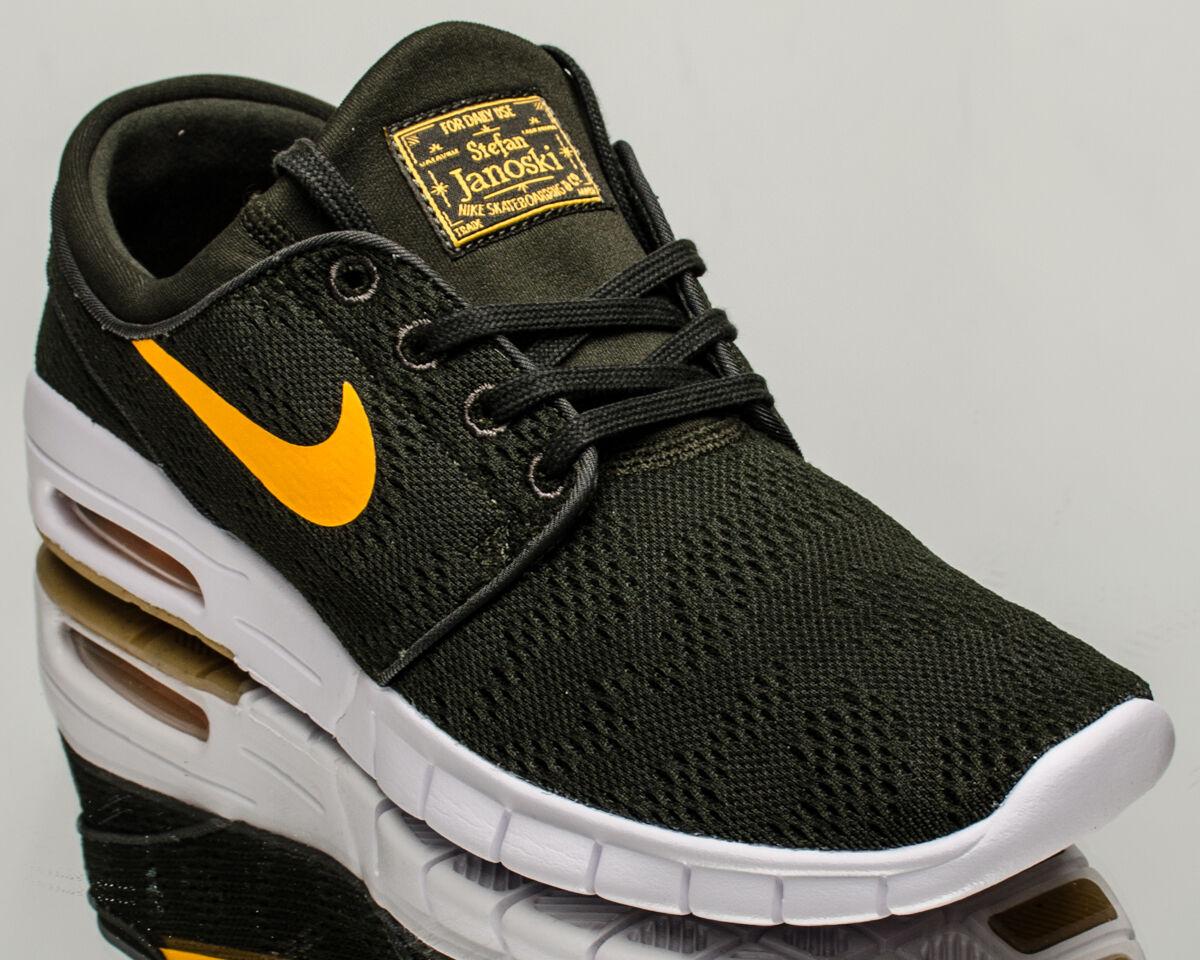 Nike di sb stefan janoski max aria uomini di Nike scarpe nuove sequoia 631303-389 2d407d