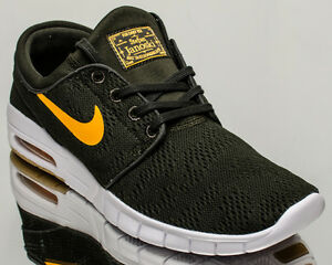 Detalles acerca de Nike SB Stefan Janoski Max air men lifestyle sneakers sequoia 631303 389