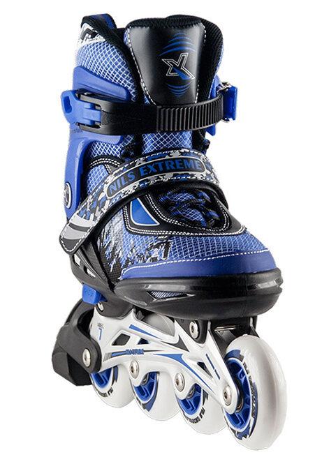 Inlineskates Skates größenverstellbar Inliner Rollschuhe größenverstellbar Skates S / M / L / NA0329 33901e