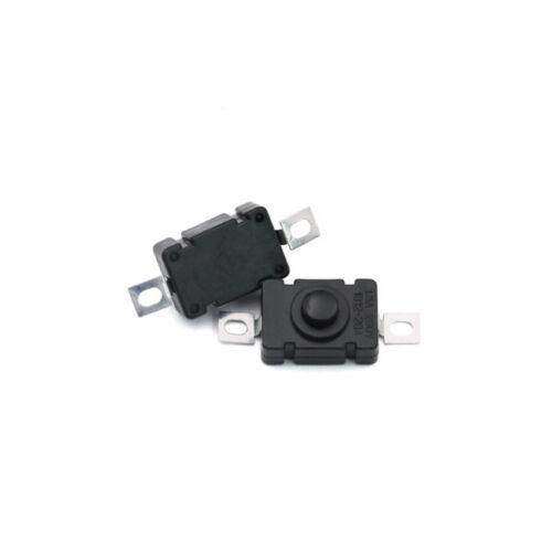 10PCS 18 x 12mm KAN-28 Self-locking Push Button Switch PCB 1.5A 250V Latching