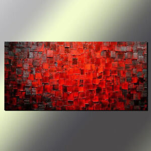 lmop huge wall art hand painted modern abstract oil painting
