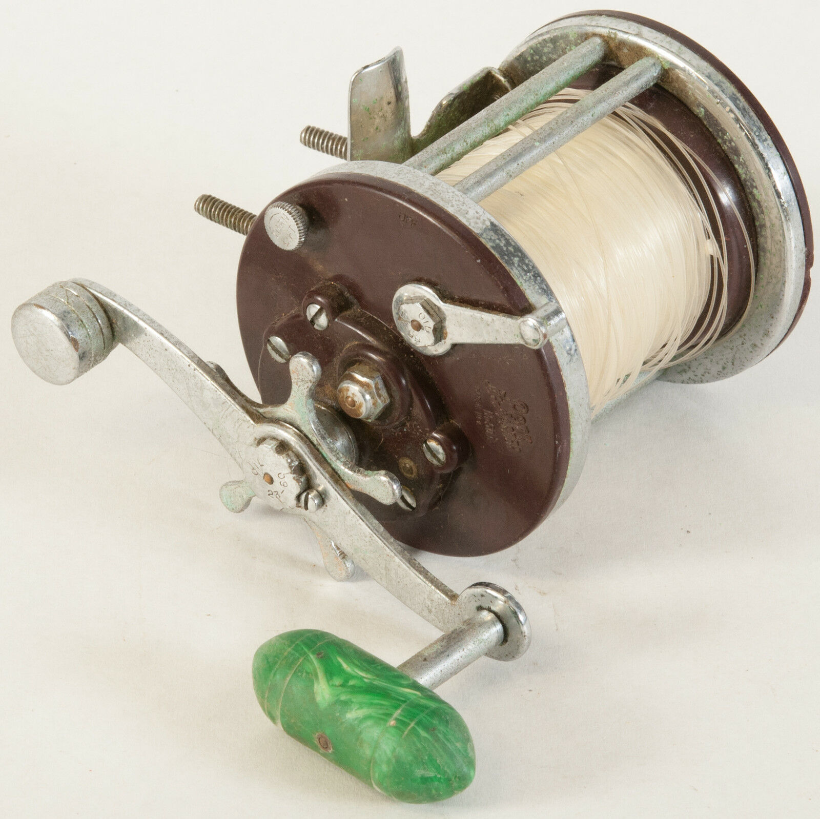 Penn Jig-Master 500 Fishing Reel Green Knob G+  Condition  no.1 online