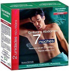 Comprar reductor abdominal Somatoline Cosmetic hombre online | Compra online en eBay