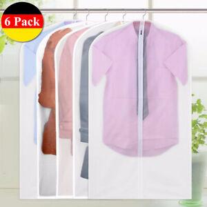 PROFI KLEIDERSACK 60x100cm Kleiderschutzhülle Kleiderhülle Hemd Anzug Hülle