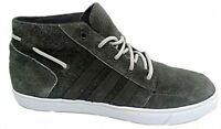 Adidas Originals Court Deck Mid Boots Casual Q22980 Uk 6 To Uk 12 Suede Green