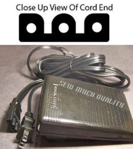 FOOT CONTROL PEDAL W// Cord Simplicity SL415 SL640 SL630 SL6150 SL6150 White 299D