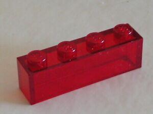LEGO-Espace-SPACE-TrRed-brick-ref-3066-set-4679-4278-4414-4405-6776