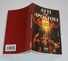 ATTI DEGLI APOSTOLI Piemme Direct 1998 OTTIMO Chiesa Vangelo Bibbia